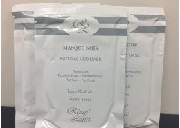 Remy Laure Natural Black Mask - X04