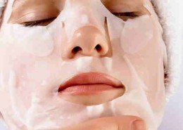 Hydro Collagen Mask - very simple to apply